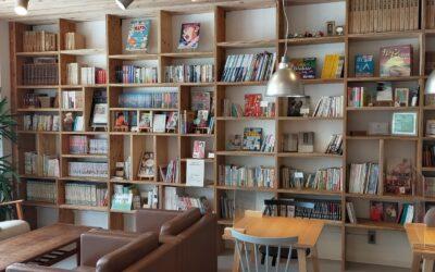【民間図書館 晴耕雨読】営業中です!